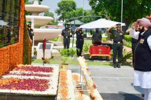 Capt: Memorial to honour soldiers of Saragarhi battle by next year