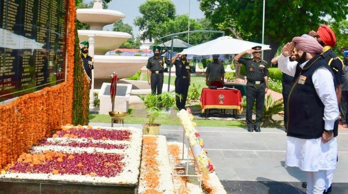 Saragarhi battle, Amarinder Singh, Saragarhi Memorial, Gurdwara Saragarhi, Samana ridge, Havildar Ishar Singh,Lance Naik Chanda Singh