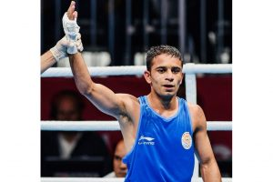 Asian Games 2018: Amit bags gold in men's boxing