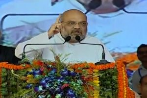 Amit Shah to hold roadshow in Bikaner on November 21