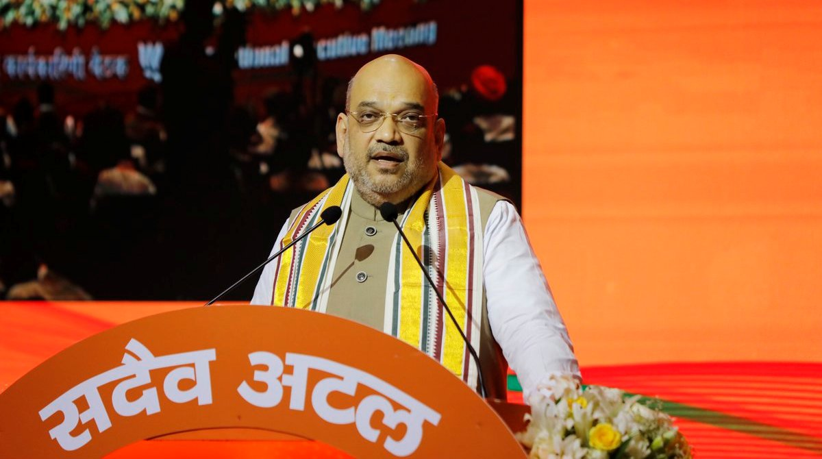 Amit Shah, BJP President, Modi phobia, Opposition parties