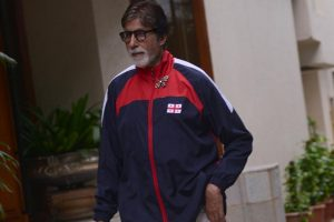 Amitabh Bachchan: I like to be criticised as it makes me aware