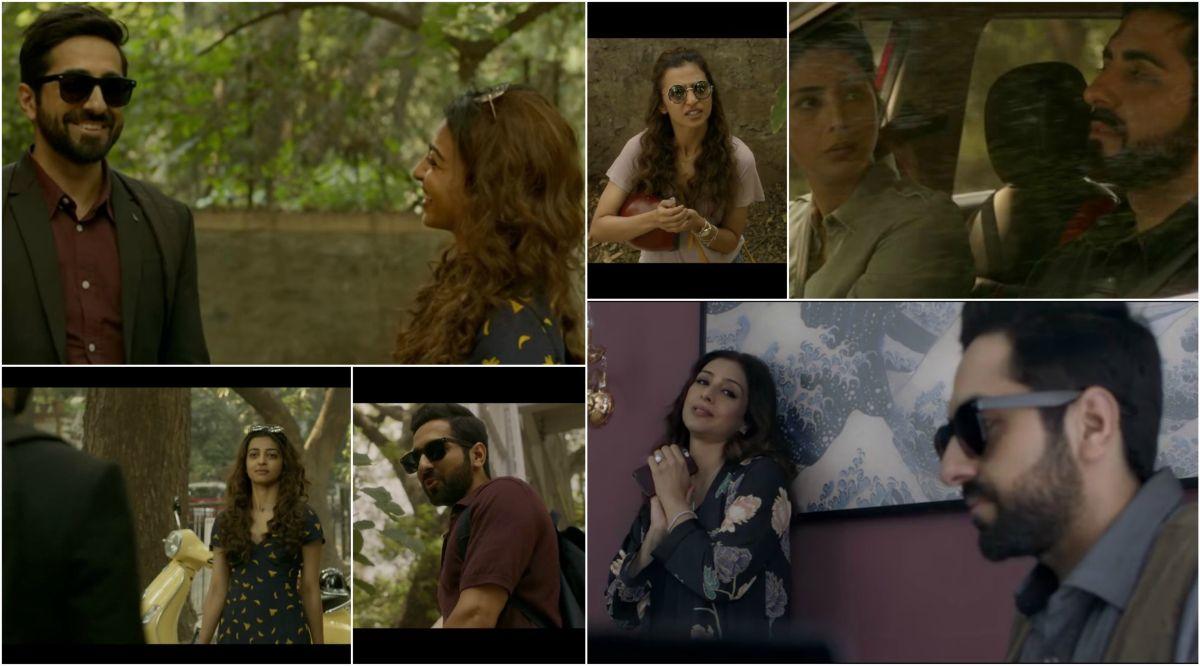 AndhaDhun trailer starring Tabu, Ayushmann Khurrana, Radhika Apte