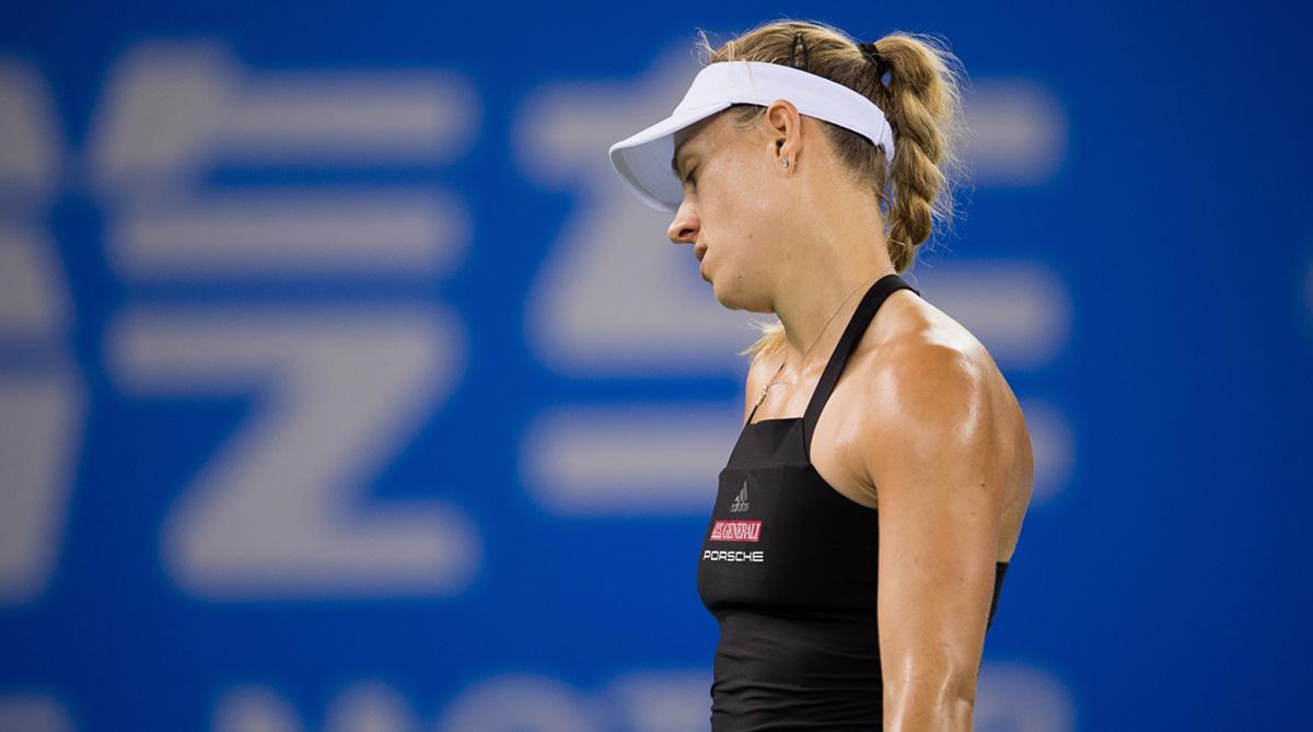 Angelique Kerber, Ashleigh Barty, WTA Tour, Wuhan Open