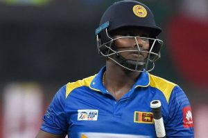Sri Lanka sacks skipper Angelo Mathews ahead of England tour