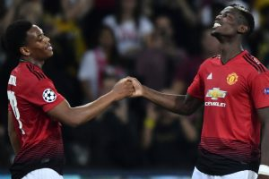 Martial takes centre stage in Man United's stuttering season