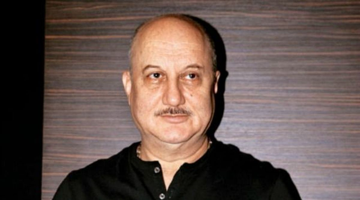 Great films on India being made only by foreigners: Anupam Kher