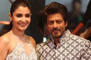I'm much more comfortable talking to Shah Rukh today: Anushka Sharma
