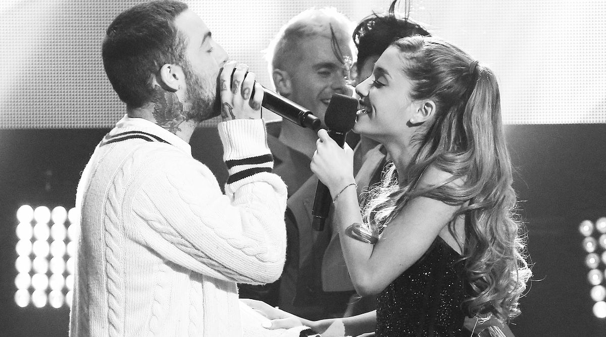 Ariana Grande disables Instagram comments after ex-beau Mac Miller's