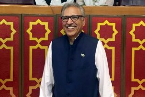 Arif Alvi takes oath as Pakistan President