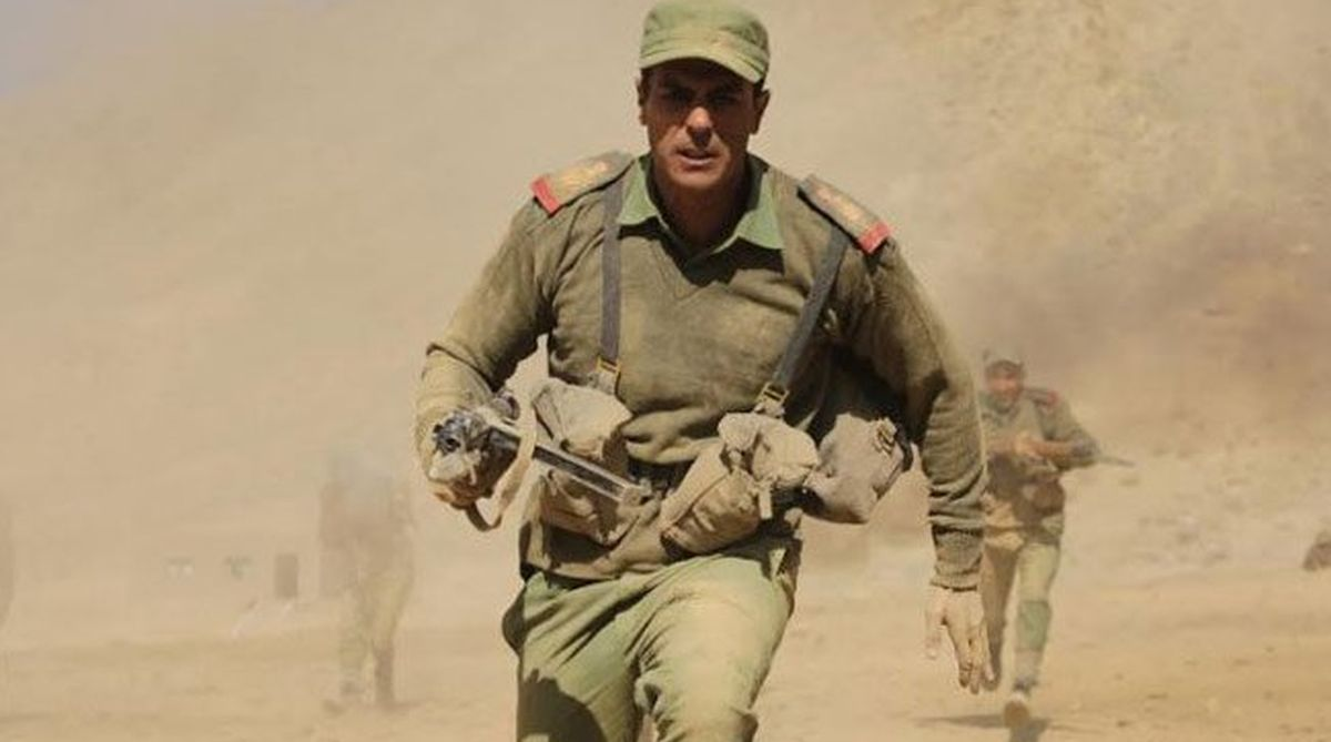 Arjun Rampal in Paltan