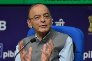 Petrol, diesel prices not discussed: Arun Jaitley after GST Council meet
