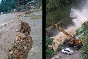 Arunachal floods: Parts of capital region hit; 3 dead, 3 missing