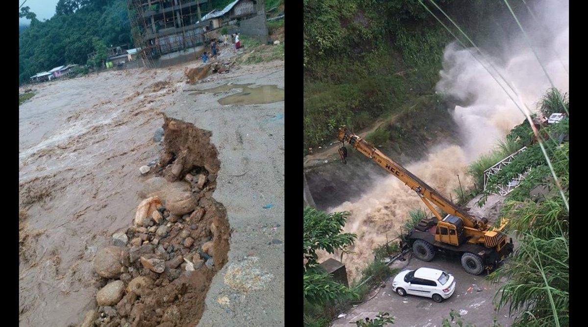 Arunachal floods
