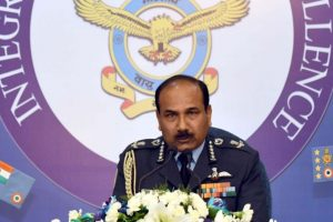 Controversy over Rafale lowers India's esteem: Former IAF chief Arup Raha