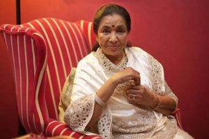 Happy birthday Asha Bhosle! Legendary singer turns 85 today
