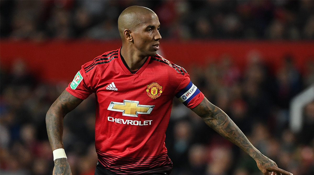Ashley Young, Manchester United F.C., Premier League, Manchester United vs West Ham United, West Ham United vs Manchester United, MUTV, Twitter, Twitter Video, West Ham United F.C.