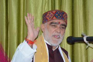 Union Minister Ashwini Choubey calls Rahul Gandhi 'schizophrenic', 'naali ka keeda'