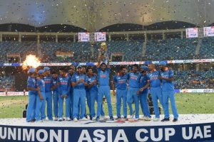 In Pictures: India celebrates after winning 7th Asia Cup title