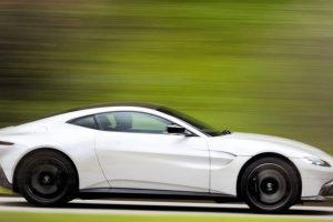 Aston Martin Vantage launched at Rs 2.95 crore in India