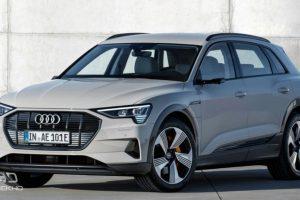 India-bound Audi e-tron electric SUV revealed