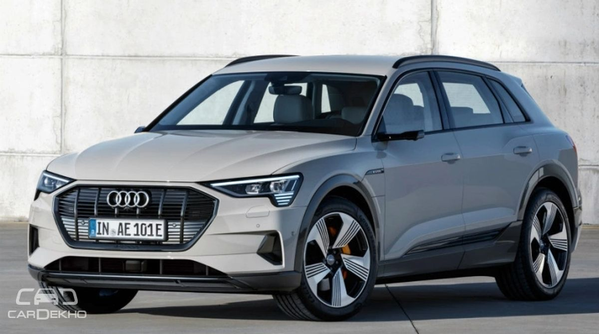India-bound Audi e-tron electric SUV revealed