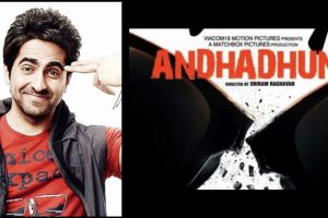 AndhaDhun trailer to be launched tonight on 'Dus Ka Dum'
