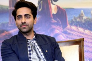 Ayushmann spent time at blind school for three months