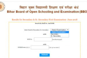 BBOSE 2018 results declared at bbose org | Check now - The