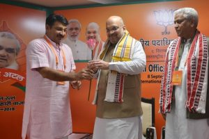 Amit Shah to remain BJP chief till 2019 Lok Sabha elections