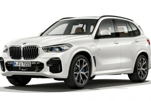 2018 BMW X5 gets a hybrid powertrain