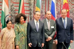 BRICS members vow to uphold multilateralism