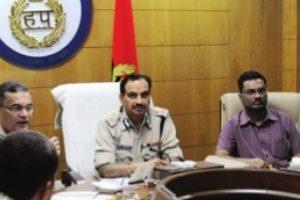 Haryana DGP for 'free registration, quick action' strategy