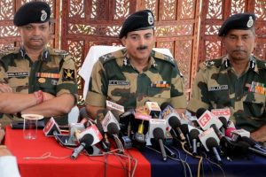 Pakistan 'more aggressive' after Imran Khan became PM: BSF chief