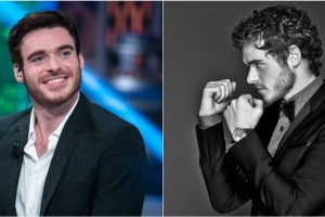 Richard Madden wasn't always considered such a hunk