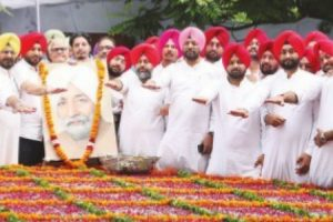 Tributes paid to Beant Singh