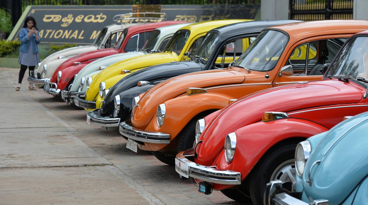 volkswagen to end production of iconic beetle cars in 2019