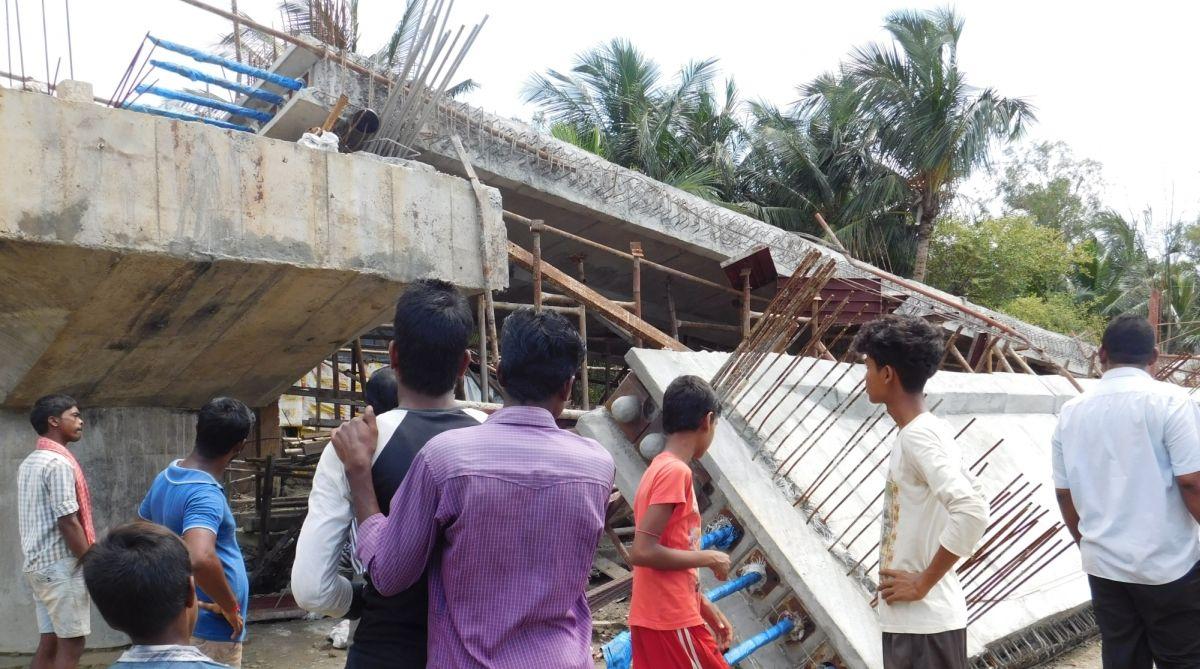 under-construction bridge collapse, West Bengal bridge collapses, Bengal bridge collapses, Bengal under-construction bridge