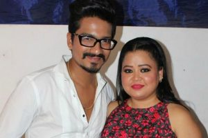 Comedian Bharti Singh, husband arrested by anti-drug agency in drugs probe