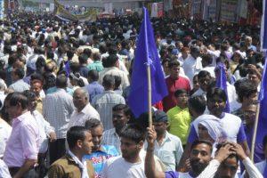 Is Bhim army chief Chandrashekher exploring Dalit-Muslim equation to defeat BJP?