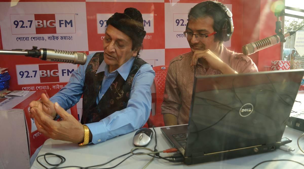 Biswajit Chatterjee, 'Biswajit Chatterjee live, Prosenjit Chatterjee, Bengali cinema, Entertainment