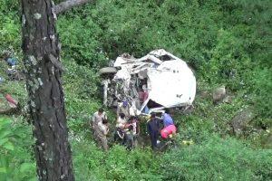 13 killed in bus accident in Uttarkashi