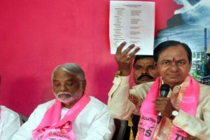 TRS poll manifesto draws opposition ire in Telangana