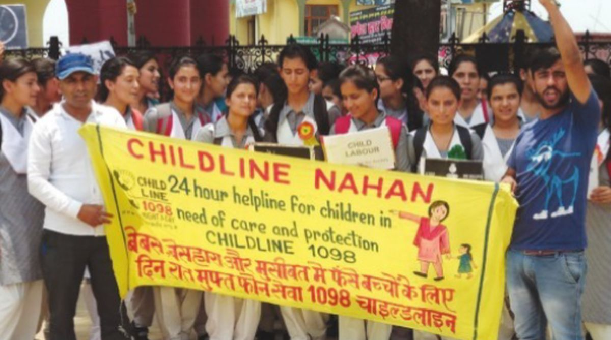 Child marriages, Child Line, PAPN, Child Marriage Act, Lalit Jain, child abuse, Sirmaur