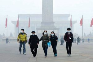 China's growth dirties partners' air quality