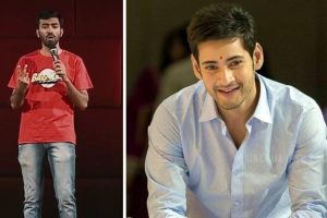 Comedian Manoj Prabakar abused, threatened for making jokes on Mahesh Babu
