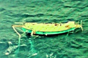 Indian Navy P8i locates injured Commander's yacht in South Indian Ocean