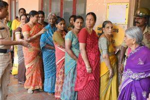 Karnataka local body polls: Congress ahead of BJP, counting on