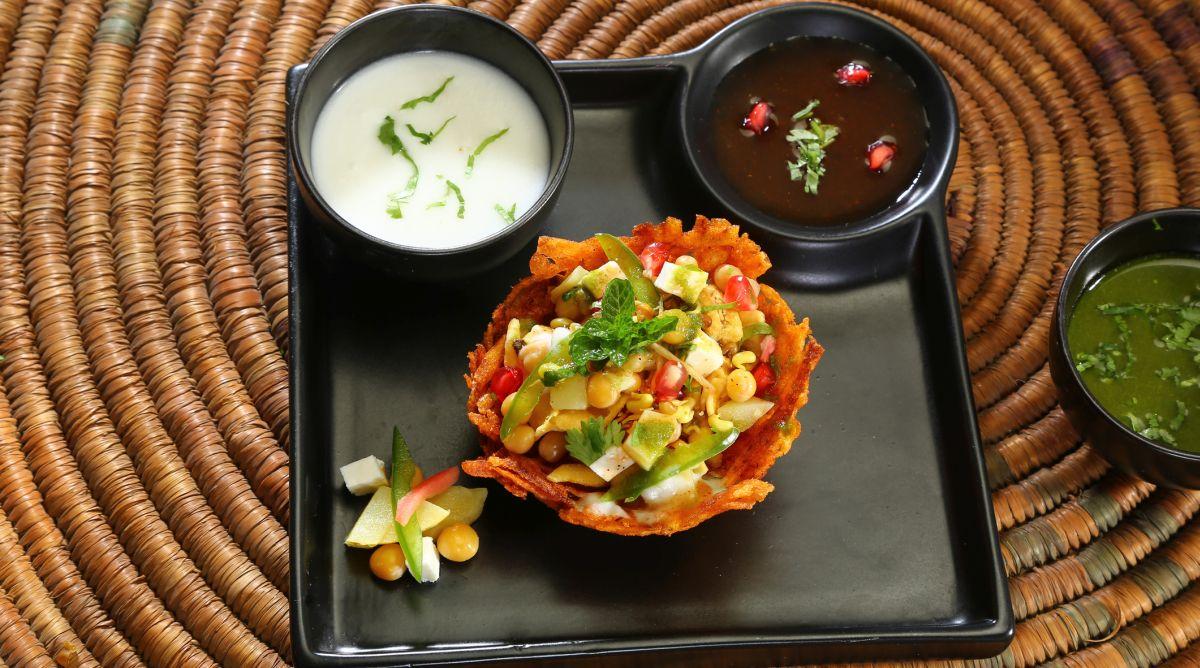 Weekend special: Corn papri chaat