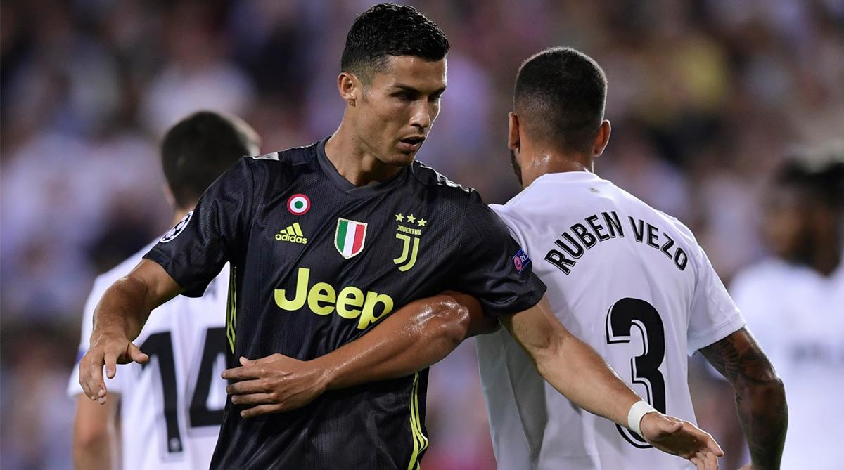 Tearful Cristiano Ronaldo Picks Himself Up For Juve Trip To Frosinone